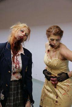 Zombie style dress up 427