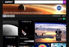 Istny kosmos, czyli NASA publikuje gify