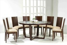 New Post elegant 8 seater dining table
