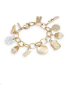 Traveler's Charm Bracelet