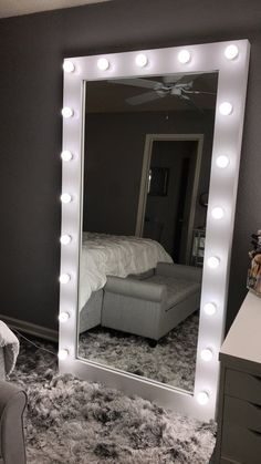 Tall Dream Vanity Tall Dream Vanity – Buy Dream Vanities - New Ideas Beauty Room Decor, Makeup Room Decor, Makeup Rooms, Cute Room Decor, Teen Room Decor, Living Room Decor, Wall Decor, Room Ideas Bedroom, Bedroom Decor