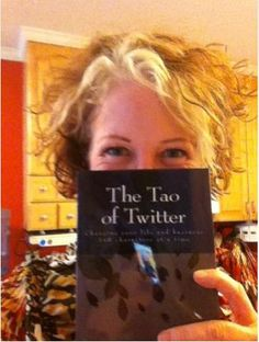Kristen and Tao >> #The Tao of Twitter by #Mark Schaefer...on  my list!