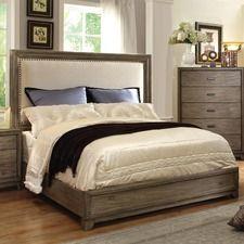Karla Panel Bed