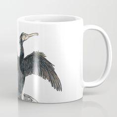 The Great Cormorant Mug
