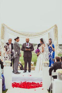 Jewish Wedding Tallit Ceremony Camera Famosa Photography