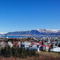 Reykjavik 👌 #Iceland #reykjavik #backpacking #solotravel #travelling #travel #wanderlust #theworld #girl #femaletraveller