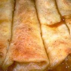 """Looks good, tastes good and easy to make! Must let """"sauce"""" sit on enchiladas for 45min to soften and give proper consistency when baked"""