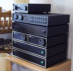 Naim amps remain sought after, no matter how old they are....