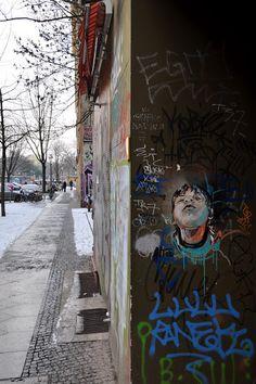 Artist: Alice Pasquini; Berlin