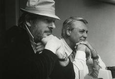 Danny Kaye & Cary Grant