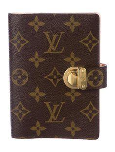 Louis Vuitton Koala Small Agenda Cover