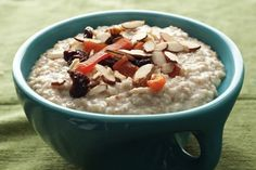 Steel-Cut Oatmeal | 21 Surprising Things You Can Make In A Slow Cooker
