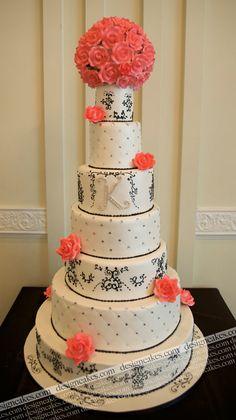 Wedding cakes NJ/NYC/PA; Design Cakes page 5