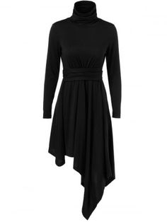 GET $50 NOW | Join RoseGal: Get YOUR $50 NOW!https://m.rosegal.com/long-sleeve-dresses/asymmetrical-mock-neck-dress-with-950864.html?seid=i727um6hp5tg06vqcpq0vprot3rg950864