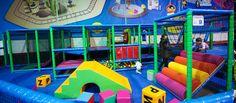 grote indoor speetuin voor kinderen