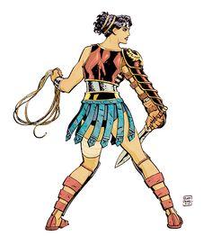 Wonder Woman - Cliff Chiang