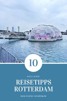 Top 10 Rotterdam Attractions- Top 10 Rotterdam Sehenswürdigkeiten Modern architecture in the port city Rotterdam. Attractions, Travel Tips, Netherlands, Holland - Europe Travel Guide, Europe Destinations, Travel Tips, Holidays Around The World, Travel Around The World, Rotterdam Netherlands, Travel Netherlands, Attraction, European Road Trip