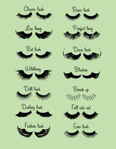 #eyelashes, #fashion - #makeup