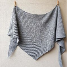 Lisa Hannes Frosted Leaves Shawl Kit - By Designer - Pattern / Kit to purchase. Leaf Knitting Pattern, Knitting Stitches, Knitting Yarn, Knitting Patterns, Bamboo Knitting Needles, Vogue Knitting, Sport Weight Yarn, Knitted Shawls, Knit Scarves