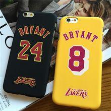 Neu! Sports Basketball Star Full Body Protector Fall Abdeckung für kobe für iPhone 5 5 s 6 6 S Plus Jordan Air 23 kobe Bryant Curry(China (Mainland))