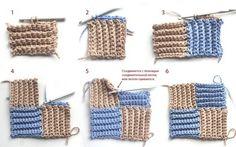 Best 11 How To Crochet the French Vanilla Button Cowl, Episode 261 – SkillOfKing. Crochet Stitches Free, Crochet Motifs, Granny Square Crochet Pattern, Tunisian Crochet, Free Crochet, Crochet Patterns, Crochet Baby, Knit Crochet, Crochet Vintage
