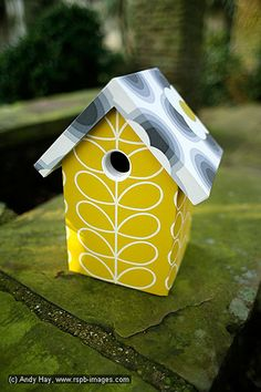 Nestboxes For Birds Get A Fashion Makeover - In Pictures