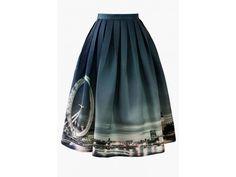 Dokonalá sukně, ve které se bude každá žena cítit jako hvězda filmových pláten.