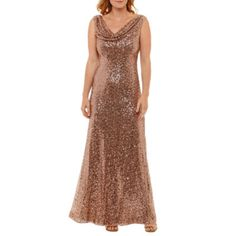 Formal Dresses for Women - JCPenney Rose Gold Bridesmaid, Bridesmaid Dresses, Prom Dresses, Tall Dresses, Formal Dresses For Women, Evening Gowns, Clothes, Free Shipping, Style