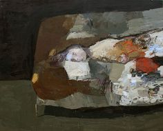 JEAN PIERRE RUEL, Tradition endormie III 2014, huile sur toile / oil on canvas