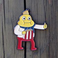 Onion Enamel Pin Steven Universe // Lapel Pin // by FLUFFFIENDS
