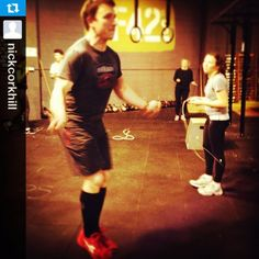 Nick smashing out some Double Unders with his new RPM rope down in CrossFit42 South, Tasmania, Australia! @Nick Corkhill @THE WOD LIFE @rhonda passafiume moss #thewodlife #twl #crossfit #crossfit42south #42south #doubleunders #rpmropes #rpmfitness #australia #tasmania #legend   Read more at http://web.stagram.com/n/thewodlife/?npk=524097129725645811_358876619#6WEkVCg1XEtkbAfP.99