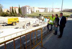 DIARIO DIGITAL D'ONTINYENT: L'Ajuntament habilita 50 noves places d'aparcament...