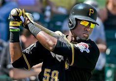 #MLB: Los White Sox reclamaron a Alen Hanson de waivers de los Piratas