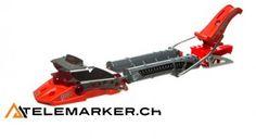 Fixation de télémark - G3 Enzo R 75