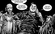 The Walking Dead showrunner talks villain Negan and season 6 | EW.com