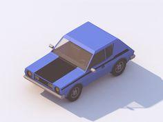 30 isometric renders in 30 days-11 – Fubiz™