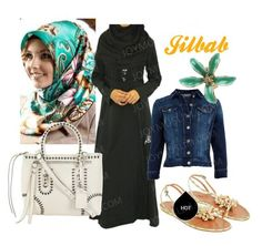 Hijab outfit!Trendy Hijab With Maxi Clothing | joyMuslim!Diffesent clothing can match different style, traditional clothing can also matched with casual shoes and jackets. It's a new fashion trend.You can be free to mix and match and choose what is best for you, and can highlight your figure.If you feel there need somthing to wear in your head, than muslim hijab is the best choice, finished this matching, you will find a different you, a special you.