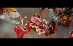 Exploding clothes, Zabriskie Point, 1970.