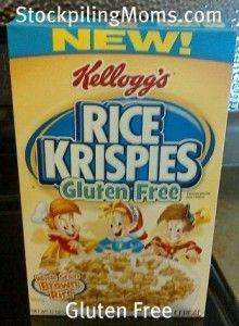 Gluten Free Rice Krispie Treats Recipe  www.stockpilingmo...
