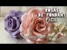 Frosting, Icing, Cake Decorating Videos, Fondant Figures, Sugar Paste, Flower Tutorial, Cake Pops, The Creator, Flowers