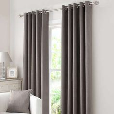 3 Enhancing Tips: Blinds And Curtains Diy Home cream roller blinds.Fabric Blinds For Windows outdoor blinds deer.Blinds And Curtains Diy Home. Living Room Blinds, Bedroom Blinds, House Blinds, My Living Room, Ready Made Eyelet Curtains, Blackout Eyelet Curtains, Grey Blinds, Modern Blinds, Fabric Blinds
