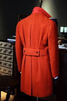 "thefirensechina: ""Casentino Coat "" --you can feel it without putting it on!"
