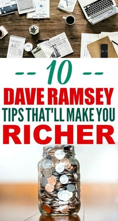 8 Dave Ramsey Tips You'll Wish You Knew Sooner These budget tips are really good! I'm glad I found these money tips! Now I have some great money saving tips and Dave Ramsey tips! Best Money Saving Tips, Ways To Save Money, Money Tips, Saving Money, How To Make Money, Money Hacks, Mo Money, Planning Excel, Planning Budget