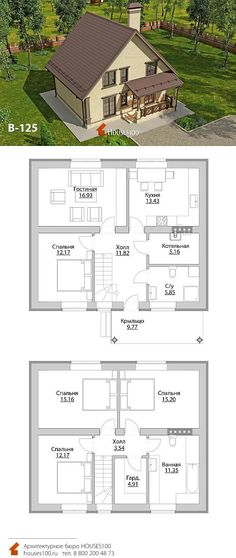Tiny House, House Plans, Floor Plans, Construction, How To Plan, Small Houses, House, Blueprints For Homes, Home Plans