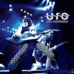 Live Sightings A super deluxe 4CD box set of magnificent early 80 live performances by one of the all-time greatest rock bands to ever take the stage – UFO! Founding members Phil Mogg, Pete Way, and Andy Parker are joined by Paul Chapman and Paul Raymond, and Neil Carter as they blast through the highlights from No Place To Run, The Wild, The Willing & The Innocent, and Mechanix as well as their smash hit singles Lights Out, Doctor, Doctor, and more! Features a gorgeous 16 page ..