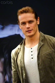 Sam Heughan at the Television Festival in Monte Carlo