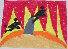 """Les Ptiboudiz - Le projet """"cirque"""" Clown Cirque, Art Plastique, Painting, Carnival, Visual Arts, Creative Workshop, 1st Grades, Preschool, Outer Space"""