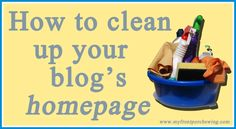 cleanuphomepage