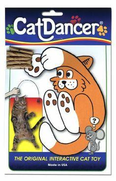 Cat Dancer 101 Cat Dancer Interactive Cat Toy: http://www.amazon.com/Cat-Dancer-101-Interactive-Toy/dp/B0006N9I68/?tag=httpbetteraff-20