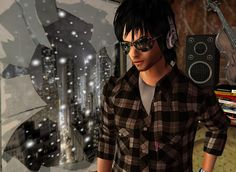 Captured Inside IMVU - Join the Fun! The best social game.